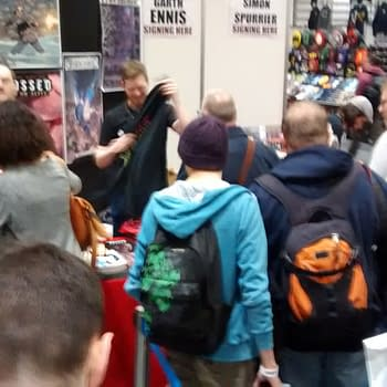 From One Side Of London Super Comic-Con 2015 To The Other (Video) (UPDATE)