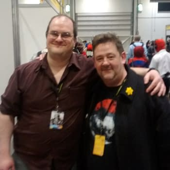 London Super Comic Con 2015 – From New York To Vegas