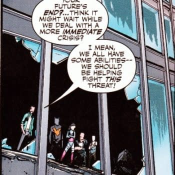 Today's Dimensional Travel Guide To Marvel And DC Comics (Spoilers For Futures End And Avengers)