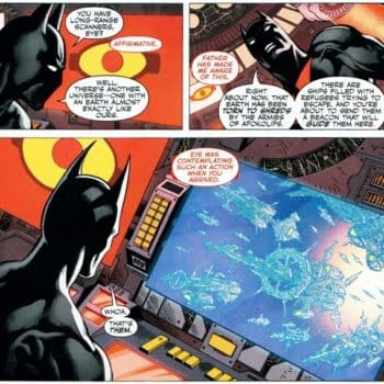 Today's Travel Guide To The Multiverse – Futures And World's End, New And Secret Avengers, Infinity Man And Multiversity