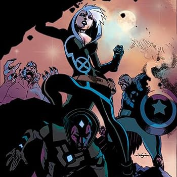 Jason Pearson Shares His Process For An Uncanny Avengers Variant Cover