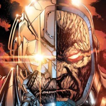Frankensteining DC Comics Solicitations For June 2015 (UPDATE x5)