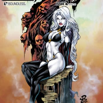 The Dire Knights Rise In Lady Death: Apocalypse #2