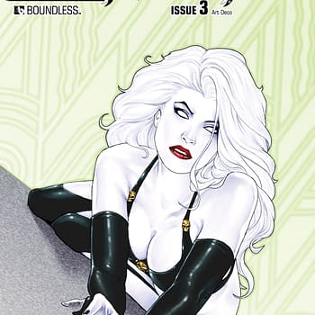 The Secret Of The Direknights Revealed In Lady Death: Apocalypse #3
