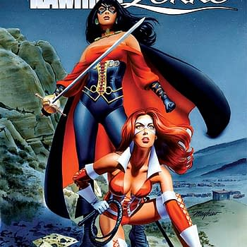 Both Are Powerful Women Vigilantes&#8230 &#8211 Shannon Eric Denton Talks Lady Rawhide / Lady Zorro