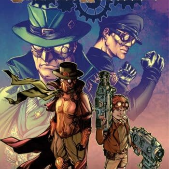 Exclusive Early Looks At Legederry Spinoffs Shipping In June From Dynamite