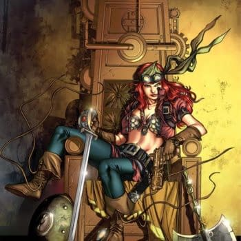 Marc Andreyko Talks About Wrapping Up Legenderry: Red Sonja