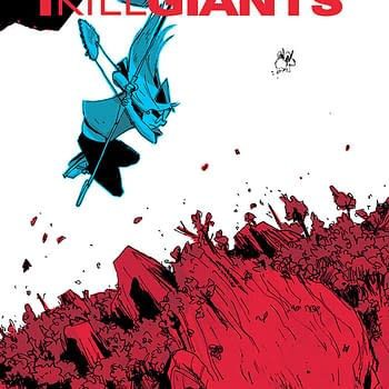 I Kill Giants To Become Feature Film