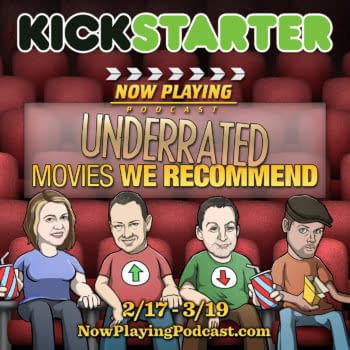 Expounding The Virtues Of The Now Playing Movie Podcast – Plus, An Announcement!