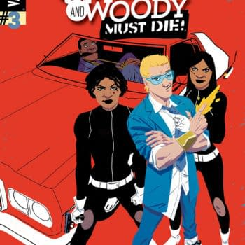 Valiant Previews – The End Of The Valiant Plus Quantum And Woody Must Die!