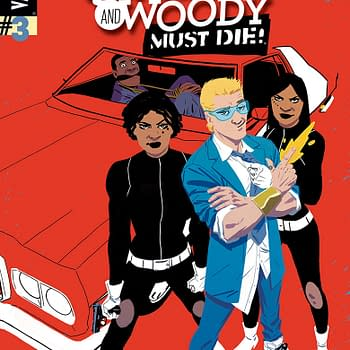 Valiant Previews &#8211 The End Of The Valiant Plus Quantum And Woody Must Die