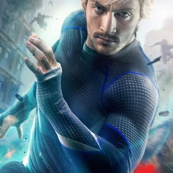 Quicksilver And Scarlet Witch Get Character Posters For Avengers: Age Of Ultron