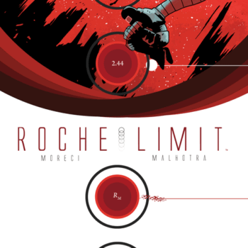 Roche Limit Goes Anomalous – Michael Moreci's Writer's Commentary For #1