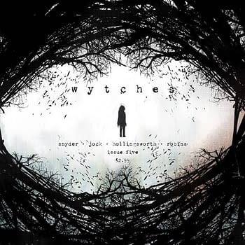 Advance Look At Scott Snyders Essay In Wytches #5 &#8211 The Monster Lurking There All Along