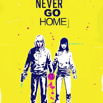 Watch The Trailer For Black Masks We Can Never Go Home Coming Next Week