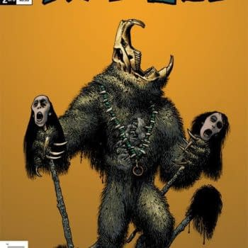 Dreaming Of Horrible Things – Preview Corben's Rat God #2 From Dark Horse