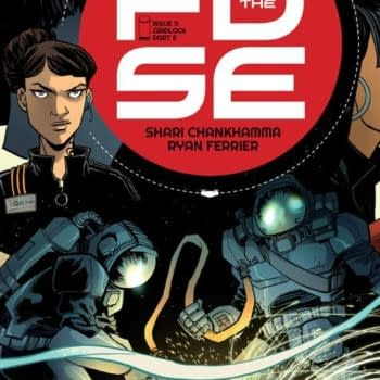 Another Body Drops… In Space – Preview Image's The Fuse #11