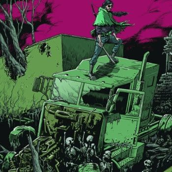 'My Dog. My Truck. In That Order.' – Preview Ghost Fleet #6 From Dark Horse