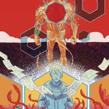 Boom! Launches The Fiction, Strange Fruit, Broke World, Freaks' Squeele And Clarence In June 2015 Solicitations