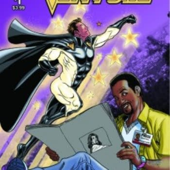 Jay Faerber And Jamal Igle's Venture Republished By Action Lab In June