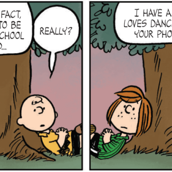Revenge Is Sweet With A Dash Of Schulz In Peanuts #26