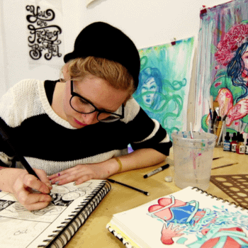 'There Have Always Been Women In Comics' – The Testament Of She Makes Comics