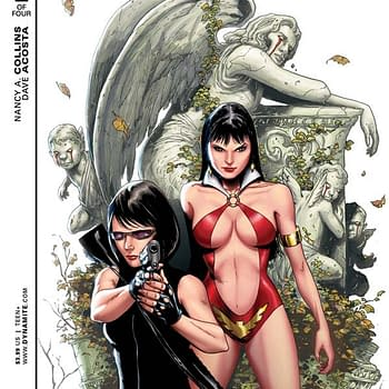 Nancy A Collins Talks About Swords Of Sorrow: Vampirella &#038 Jennifer Blood
