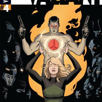 The End Is Near – The Valiant #4 Wraps Up Hit Miniseries