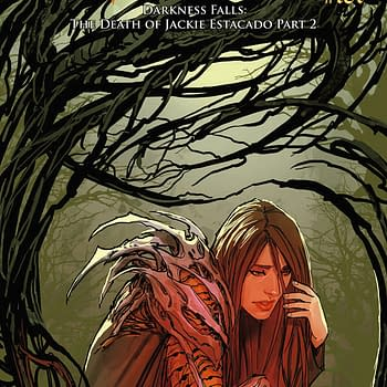 A Look Inside Witchblade #181 By David Hine And Gabriel Rearte