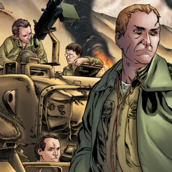 Jesus Vs The Dragon And A Race To Damascus In This Weeks Books From Avatar Press