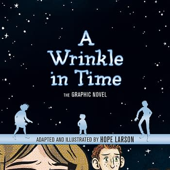 Back to Camazotz &#8211 Hope Larson Revisits Her A Wrinkle In Time Adaptation