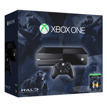 Pick Up This New Xbox One Master Chief Collection For $350… Or £350