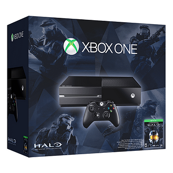 Pick Up This New Xbox One Master Chief Collection For $350&#8230 Or £350