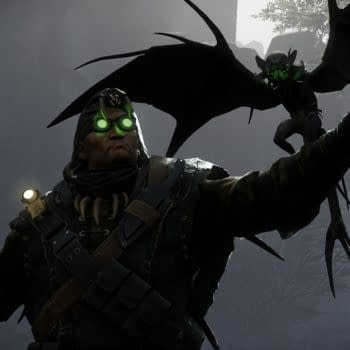 Check Out The Four New Hunters From Evolve's DLC