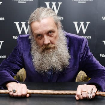 Alan Moore Announces He'll Be Voting –  For The First Time in Over 40 Years – For Labour and Jeremy Corbyn