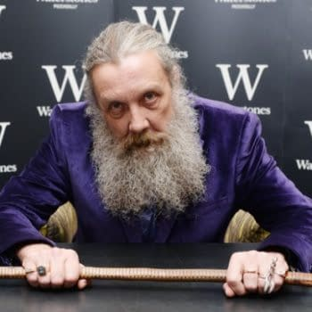 Alan Moore's Jerusalem To Be Published In 2016 By Knockabout And Liveright