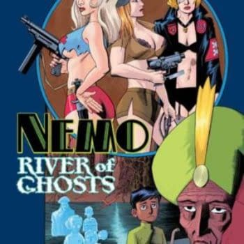 Thor's Comic Review Column – Jem And The Holograms #1, The Private Eye #1-10, Giant Days #1, Star Trek/Planet of the Apes: Primate Directive #4, Nemo: River of Ghosts, Powers #2