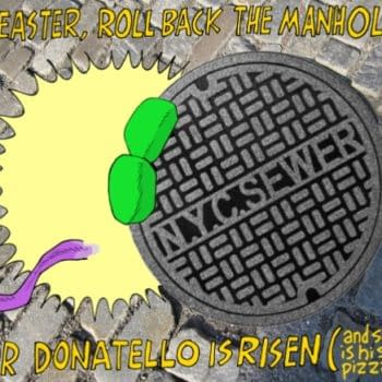 Lying In The Gutters – 23rd March 2015 – Rolling The Manhole Away
