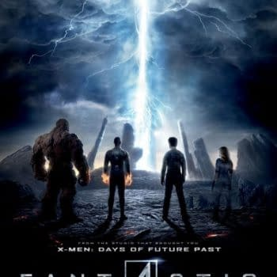 Fantastic Four Movie Poster Revealed