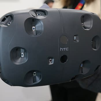 Zero Percent Of People Feel Motion Sickness Using Valve's Vive Says Gabe Newell