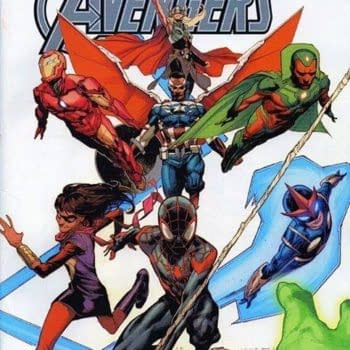 Miles Morales Joins The All-New, All-Different Avengers?