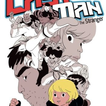 Bastien Vivès, Balak, And Michaël Sanlaville Fight To The Death… Or Talk About Last Man Volume : The Stranger