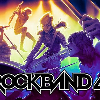 Rockband 4 Has Been Officially Announced For This Year