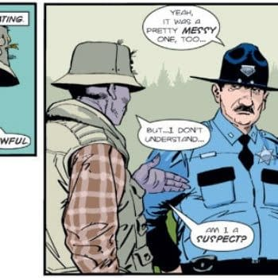 Dark Horse's Resident Alien Comic To Be A TV Series?
