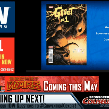 Marvel Announces Groot #1 – To Replace Rocket Raccoon For Secret Wars