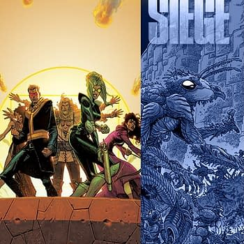 Kieron Gillens JIM SWORD Young Avengers Return With Siege For Secret Wars With Filipe Andrade And James Stokoe