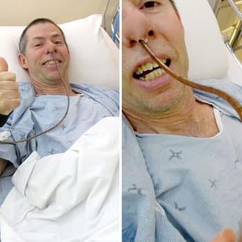 Dave Sim Admitted Into Hospital For Surgery
