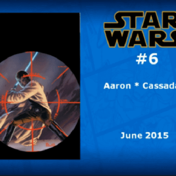 The Look Of Marvel's Star Wars Comics In June, Revealed!