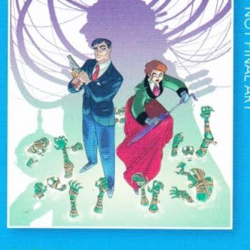 Dan Boultwood And George Mann's Newbury And Hobbes For Titan Comics