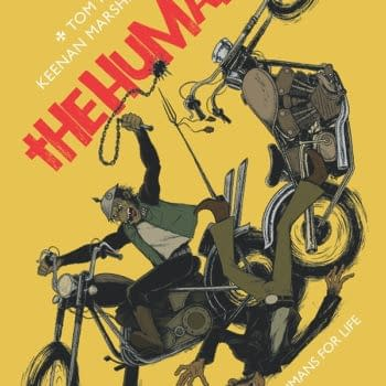 Monkey Biker Gangs, Drugs, And Vietnam – A Review Of The Humans Volume 1